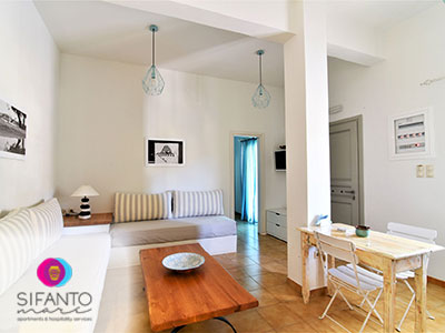 SIFANTO MARE apartments and hospitality services, Faros, Sifnos