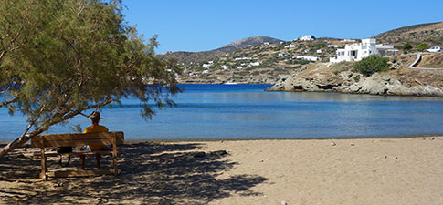 sifnos plages